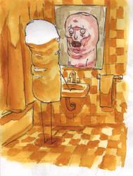 Reflection by bobmeatbag