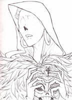 Commission - Muerte by bobmeatbag