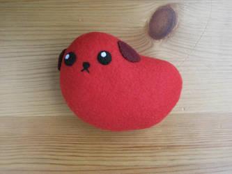 Chili Bean Mameshiba Plush by Neoitvaluocsol