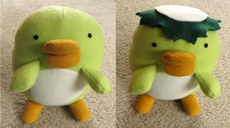 Penguin? Sumikko gurashi by Neoitvaluocsol