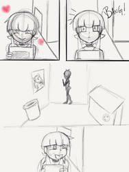 The mysterious noise part 1 by AngelicFayemelina