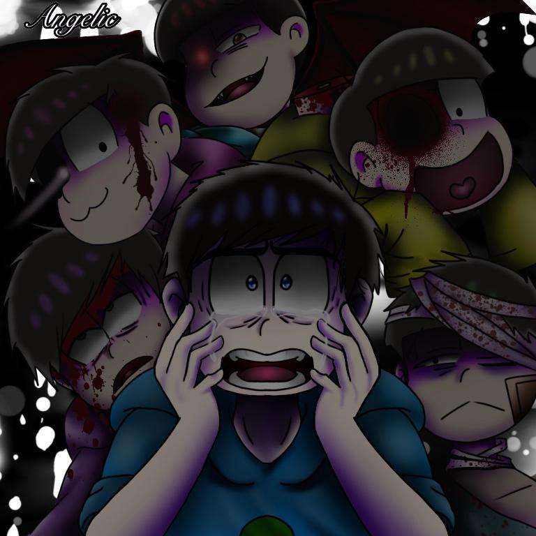 Nightmare - Osomatsu san by AngelicFayemelina