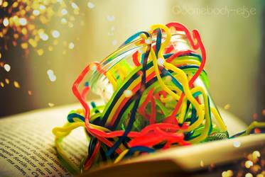 Les bonbons . II by Somebody--else