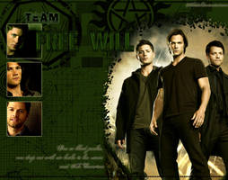 Team Free Will by Naadal
