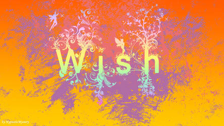 Wish Wallpaper by HypnoticMystery