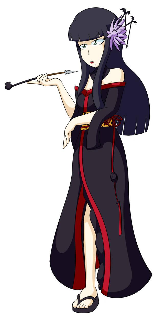Com: Yotsuyu from Final Fantasy XIV by KingXanaduu