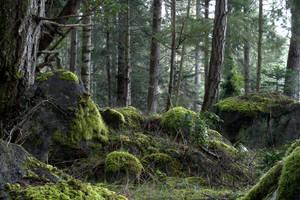 Burial Cairn by Kekilen