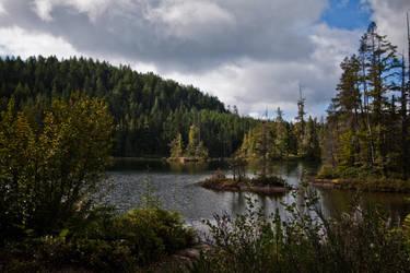 Shields Lake by Kekilen