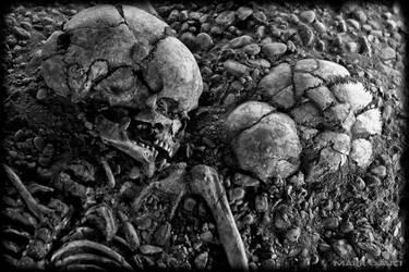 ancient remains by Kekilen