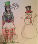Christmas Runescape 2015 by KayWil