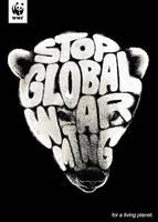 STOP GLOBAL WARMING by dzeri