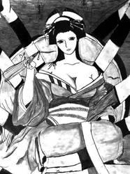 Jorogumo: The Binding Bride by Killingsquash45