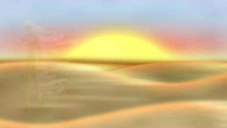 Desert Wind by Nimja