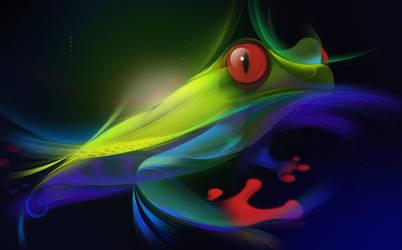 Froggy by toonrama