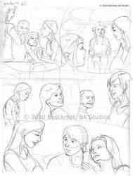 grOw-comic 4: sneak preview by BustArtist