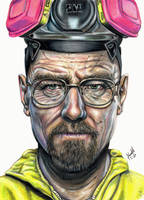 Walter white by KdsArt