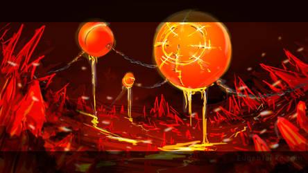 Hot Balls by Vendetti