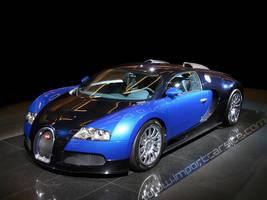 Bugatti Veyron by entitydesigns