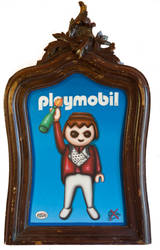 PLAYMOBIL RIOT by maximusmagno