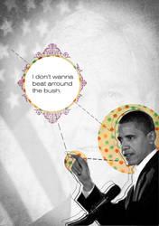 Obama by CoolmanGonzalez