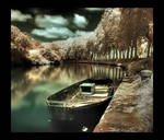 the gilded river by Anrold