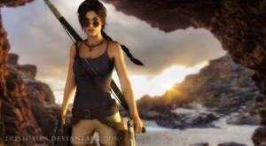 Dawn Of The Tomb Raider by Irishhips