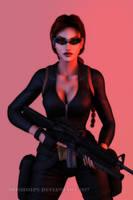 Tomb Raider: Red Alert by Irishhips