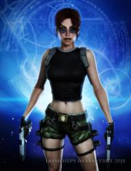 Tomb Raider: Dark Angel by Irishhips
