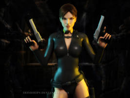 Tomb Raider Underworld: Feeling Colourful by Irishhips