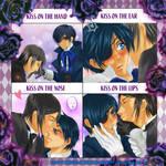 Kiss Meme - Kuroshitsuji by Rin-Shiba