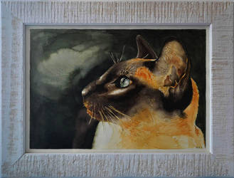 Cheryl_cat by BlackPinkOrBlue