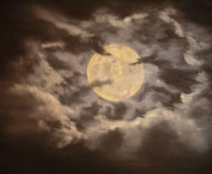 Moon 1 by JoJoNap