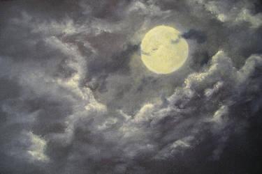 Moon 2 by JoJoNap