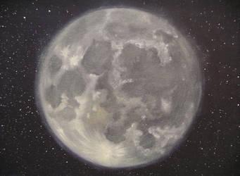 Moon 3 by JoJoNap