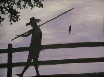 Gone Fishing by JoJoNap