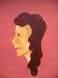 Lady In Brown by JoJoNap