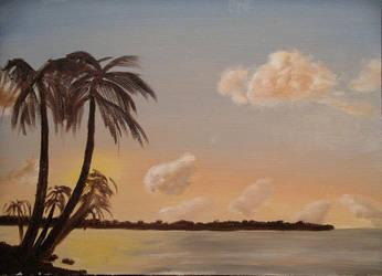 Palms by JoJoNap