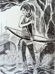 Lara Croft - Tomb Raider by Shadowslabs