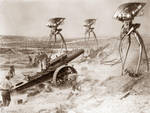 The Great Martian War 1913 by OliverInk