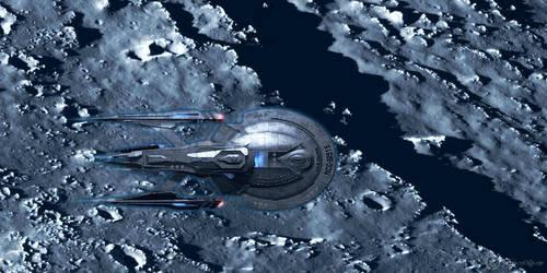 Callisto Transit by OliverInk