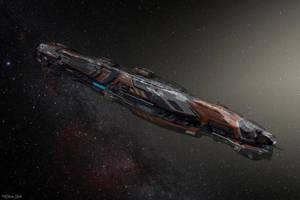 Oumuamua: First Messenger by OliverInk