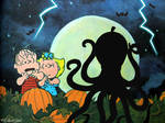 Not The Great Pumpkin! by OliverInk