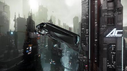 Industrial Espionage by OliverInk