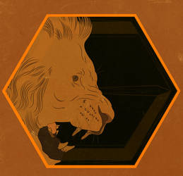 Lion 2 by wormholocaust