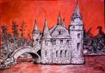 Blood Island Castle by Cata-Luu