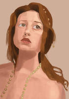 Portrait by scribblepuff