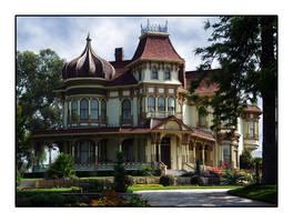 Morey Mansion by adigitalfreak