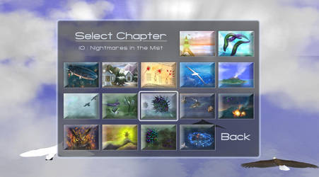 Windhaven : Chapter Select (final) by stargliderx