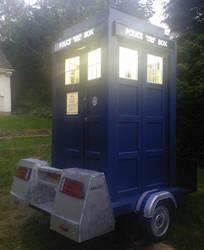 TARDIS trailer by stargliderx