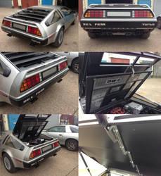 DeLorean Turbo by stargliderx